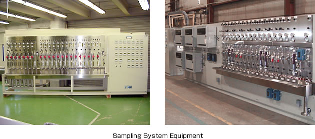 Sampling System Equipment