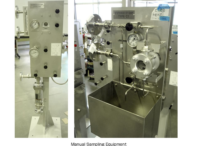Manual Sampling Equipment